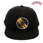 【UNCROWD】ORIGINAL MESH CAP -UCCT- カラー:black UC-210-017 【アンクラウド】【スケートボード】【キャップ/帽子】