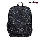 【BUMBAG×Kader Sylla】SCOUT BACKPACK カラー:black バムバッグ バックパック バッグ BAG スケートボード スケボー SKATEBOARD