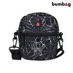 【BUMBAG×Kader Sylla】COMPACT SHOULDER BAG カラー:black バムバッグ ポーチ バッグ BAG スケートボード スケボー SKATEBOARD