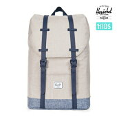 【HERSCHEL】RETREAT YOUTH カラー:light Khaki crosshatch/dark chambray crosshatch/peacoat rubber【ハーシェル】【スケートボード】【バッグ/子供用】
