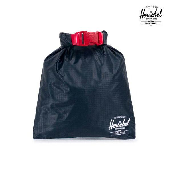 【HERSCHEL】DRY BAG カラー:navy/red 【ハーシェル】【スケートボード】【バッグ】
