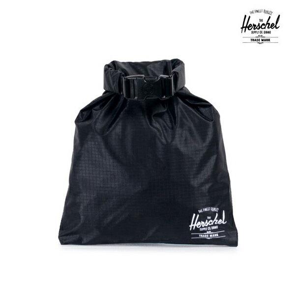 【HERSCHEL】DRY BAG カラー:black 【ハーシェル】【スケートボード】【バッグ】
