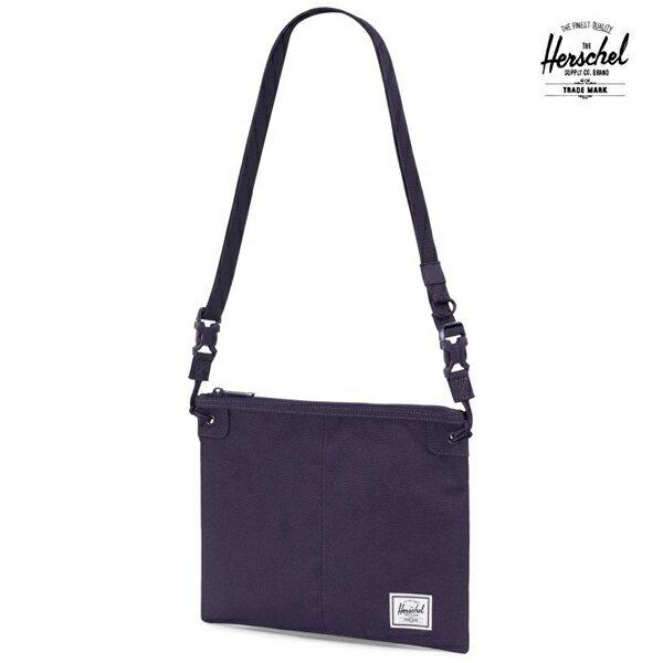 【HERSCHEL】ALDER カラー:purple velvet 【ハーシェル】【スケートボード】【バッグ】