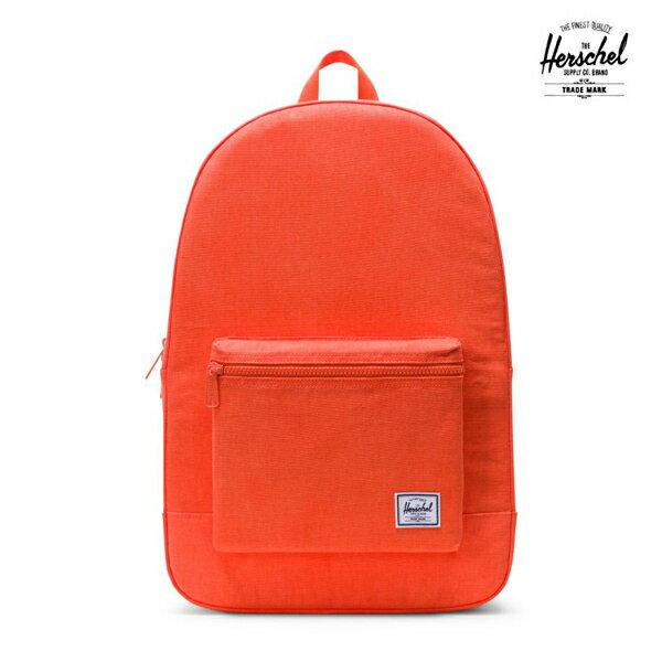 【HERSCHEL】DAYPACK カラー:vermillion orange 【ハーシェル】【スケートボード】【バッグ】