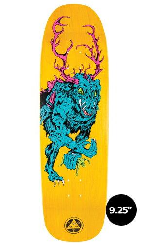 【WELCOME skateboards】WENDIGO GOLEM 【ウェルカム】【スケートボード】【デッキ】【9.25インチ】選べる無料のデッキテープ付き!