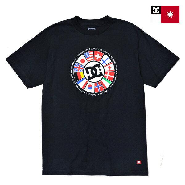 【DC Shoe】INTL SS TEE カラー:BTL0 【ディーシー】【スケートボード】【Tシャツ/半袖】
