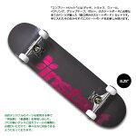 【instant】 Original Complete -charcoal/pink-【インスタント】【スケートボード】【スケボー】【コンプリート セット】【送料無料】【8.25インチ】