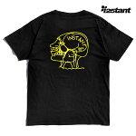 【instant】Mark Gonzales TEE カラー:black インスタント マーク・ゴンザレス ゴンズ Tシャツ 半袖 スケートボード スケボー SKATEBOARD