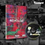【instant】INSTANTS 25THスケートボード スケボー SKATEBOARD インスタント 映像 DVD
