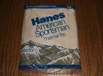 HANES(ヘインズ) 1980年代 実物ビンテージ サーマルロンT MADE IN USA(アメリカ製) デッドストック Mサイズ