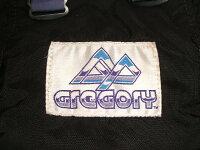 GREGORY(グレゴリー)紫タグ(旧タグ)1990年代Day&HalfPack(デイ&ハーフパック)Black×Purple(ブラック×紫パイピング)【中古】