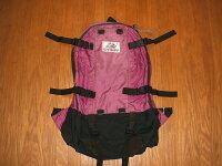 GREGORY(グレゴリー)紫タグ(旧タグ)1990年代Day&HalfPack(デイ&ハーフパック)Fuchsia(フューシャー)【中古】