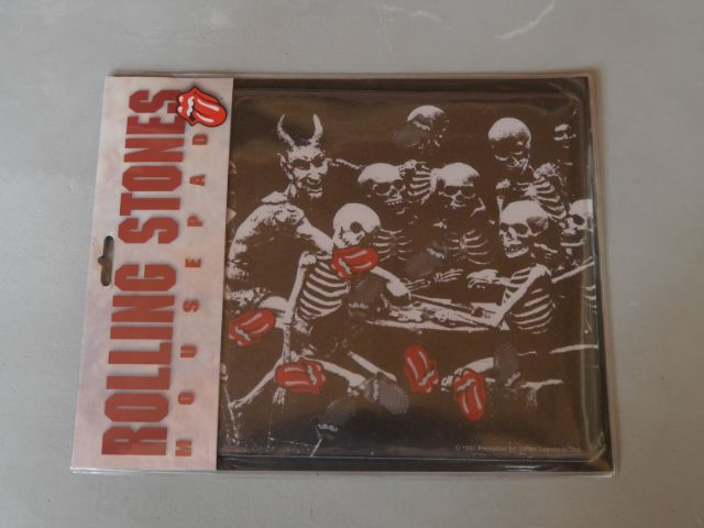 コレクション, その他 The Rolling Stones( ) Mousepad() Voodoo Lounge() MADE IN AUSTRIA() 1990 LP CD