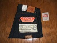 LEVIS(リーバイス)201XX1937年モデルトップボタン裏555バレンシア工場製復刻版MADEINUSA(アメリカ製)デッドストックW34×L36