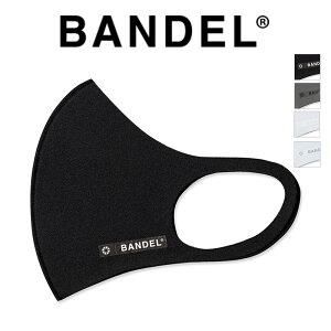 BANDEL バンデル 3Dデザインマスク Staple Logo / Box Logo ブランド マスク 3D Design Mask 立体マスク 洗える 消臭 抗菌 吸水速乾 UVカット ほこり 花粉 ポリウレタン ポリエステル 飛沫 予防 対策 SEKマーク