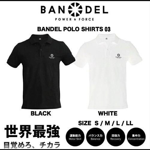 BANDEL バンデル ポロシャツ polo003
