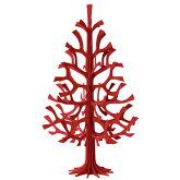 【送料無料】【LOVI】クリスマスツリー・30cm/ブライトレッド