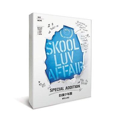 韓国コスメ, スキンケア  BTS SKOOL LUV AFFAIR SPECIAL ADDITION (CD2DVD) K-POP