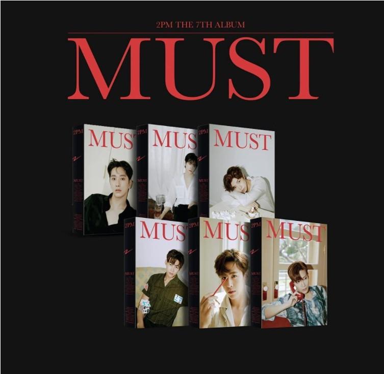 CD, 韓国(K-POP)・アジア 2PM - 7 MUST K-POP