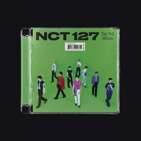 CD, 韓国(K-POP)・アジア 10NCT127 - 3 Sticker (Jewel Case Ver.) K-POP