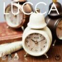 LUCCA [ ルッカ ]■ 目覚まし時計 | 置時計 【 インターフォルム 】