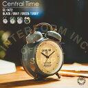 Central Time [ セントラル タイム ]■ 目覚まし時計 | 置き時計 【 インターフォルム 】