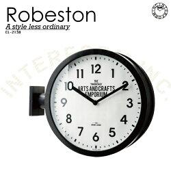 Robeston[ロベストン]■壁掛け時計|掛け時計|置時計【インターフォルム】