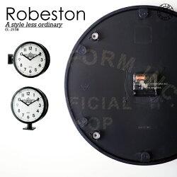 Robeston[ロベストン]壁掛け時計■両面時計|掛け時計|置時計【インターフォルム】