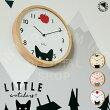 LittleWatchers[リトルウォッチャーズ]壁掛け時計■掛け時計|振り子時計【インターフォルム】