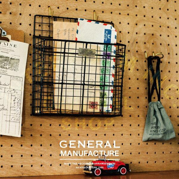 General Manufacture (ジェネラルマニュファクチャ )『ワイヤーラック』
