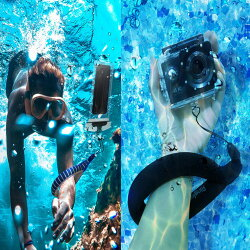 ★クーポンでさらに割引★ストラップフローティングストラップフロートストラップリストストラップスマホカメラ撮影浮き防水水中紛失防止ビーチプール海お風呂[RingkeFloatingStrap]