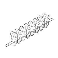 カーテンレール、TOSO、連結Cランナー(8ケ連結)、部品販売