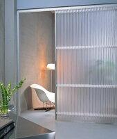 ニチベイアコーディオンカーテンやまなみマーク2スケルトン(ブリーナ)幅126~160cmX高さ241cm~260cmまで