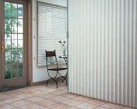 ニチベイアコーディオンカーテンやまなみマーク2スタッコ幅91~125cmX高さ181cm~200cmまで