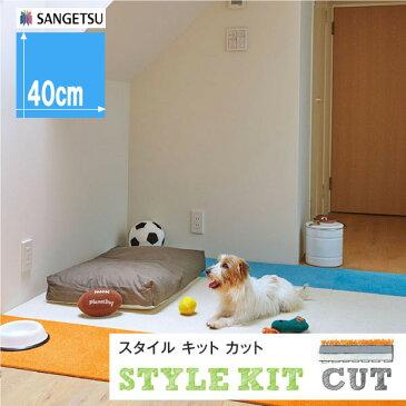 【送料無料】サンゲツ・洗えるタイルカーペット/スタイルキット カット