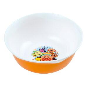 どんぶり 子供用食器 アンパンマン キャラクター 食洗機対応 プラスチック製 ( 丼 ドンブリ お椀 子供用 食器 ベビー食器 麺鉢 割れにくい 深皿キッズ食器 あんぱんまん 電子レンジ対応 ) 【39ショップ】