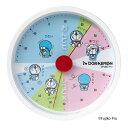 温湿度計 置掛両用 I'm Doraemon アナログ温湿度...