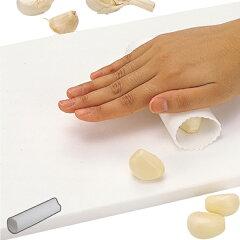 【ポイント最大22倍】3秒で簡単!ニンニク皮むき器 にんにく皮むき キッチンツール 調理器具に...