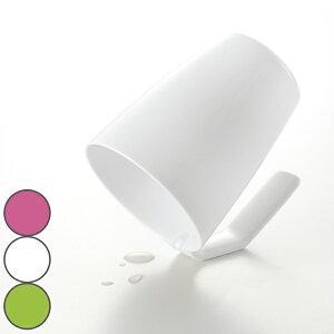 コップ 歯磨きコップ ドライカップ ( 歯みがき うがい 洗面用品 はみがきコップ 歯みがきコップ はみがきコップ ハミガキコップ うがいコップ プラスチック プラコップ 抗菌 銀イオン 水切り 口が付かない )【39ショップ】
