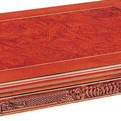 座卓ローテーブル木製夢華幅180cm