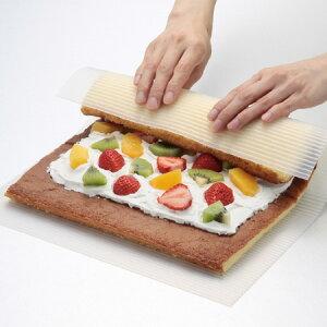巻きす シリコンまきまきウェーブ シリコン製 ( ロールケーキ 巻き寿司 製菓グッズ 調理道具…