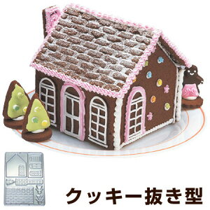 c514c1f4fc4a7996ec5ad06b0fd3cdea_s クリスマス用のお菓子の家キット!一番簡単なのはコレでした!