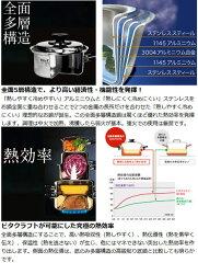 VitaCraftビタクラフトソテーパンフライパン20cmプロNo.0132IH対応業務用