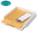 ファイルトレー COBACO コバコ  角2封筒対応サイズ 9029 ( 小物入れ 小物ケース 収納ボックス 収納トレー 収納トレイ 卓上 整理ボックス プラスチック ) 【5000円以上送料無料】