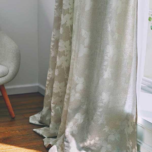 カーテン シェード 川島織物セルコン ROOM FOR TWO FT6311〜6312 厚地+レース お買い得セットプラン ソフトウェーブ縫製 約1.5倍ヒダ