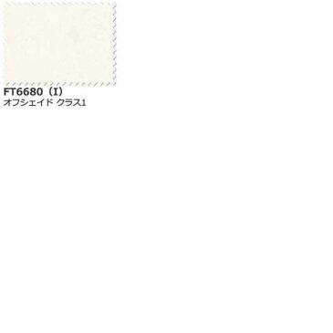 カーテン シェード 川島織物セルコン TRANSPARENCE FT6680 スタンダード縫製 約2倍ヒダ