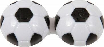 【まとめ買い対象商品_z】コンタクトケース サッカーボール