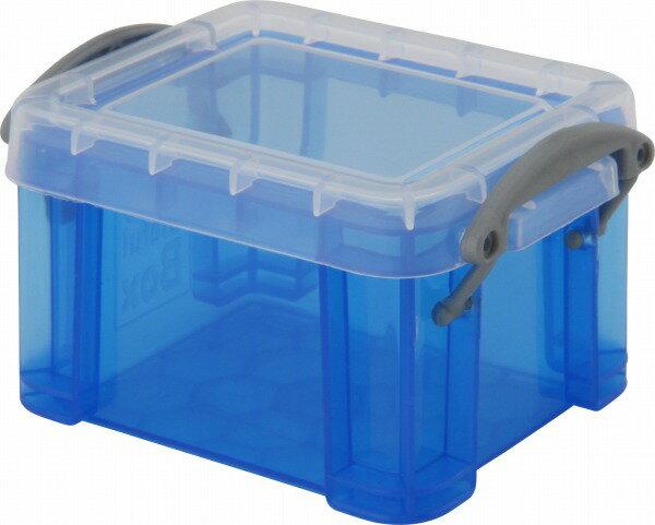 【まとめ買い対象商品_z】R.U.BOX 0.14L ブルー 807677