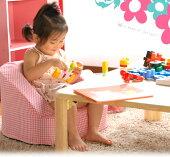 ミニソファーキッズジュニアソファ子供用ソファー赤ちゃん椅子イスベビープレゼントチェック柄小さいいすおしゃれvm-s新品アウトレット