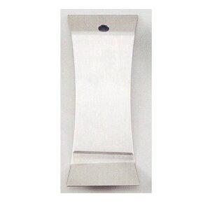 坂爪製作所 小型 異厚地ベラ ゼッター 50mm巾 0.6mm厚/1.2mm厚 357-743